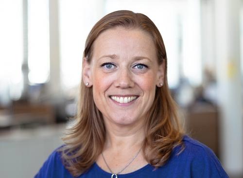 Annika Almblom (tidigare Nordblom)